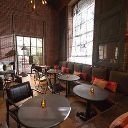 """<a href=""""http://ny.eater.com/archives/2013/02/hudson_common_a_new_burger_joint_in_the_hudson_hotel.php"""">Inside Hudson Common in the Hudson Hotel</a>"""
