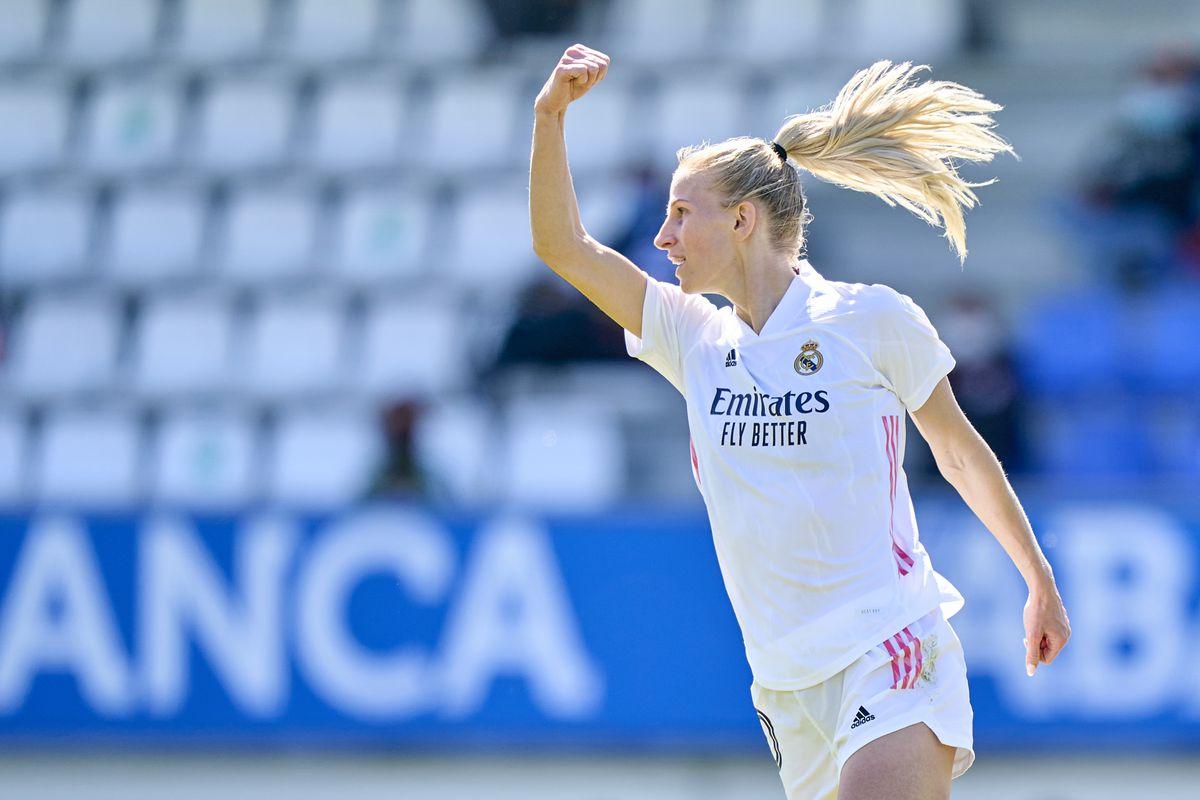 Deportivo Abanca v Real Madrid - Primera Division Femenina