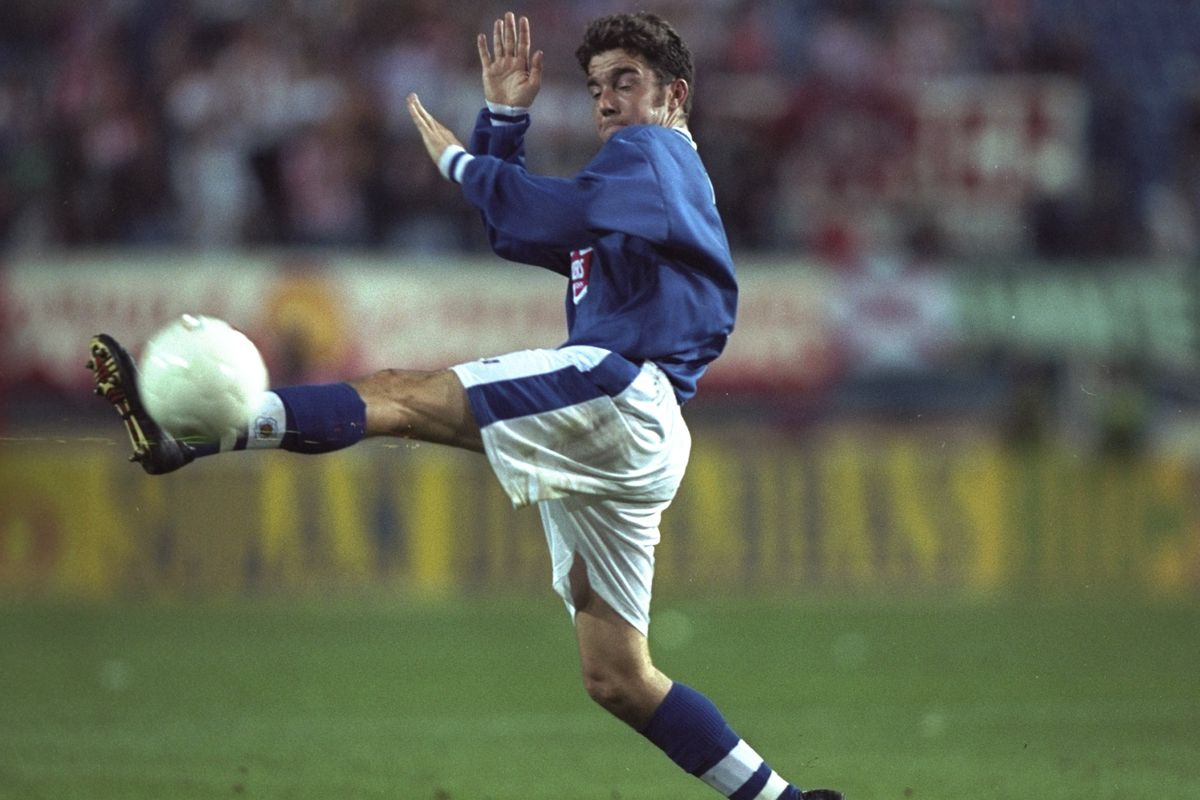 Mustafa Izzet of Leicester City