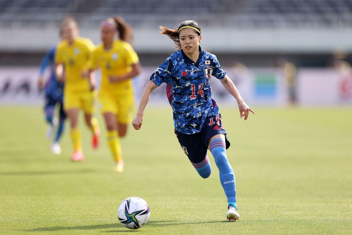 Japan v Ukraine - Women's International Friendly