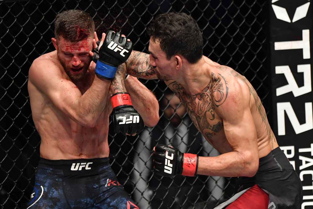 UFC Fight Night: Holloway v Kattar