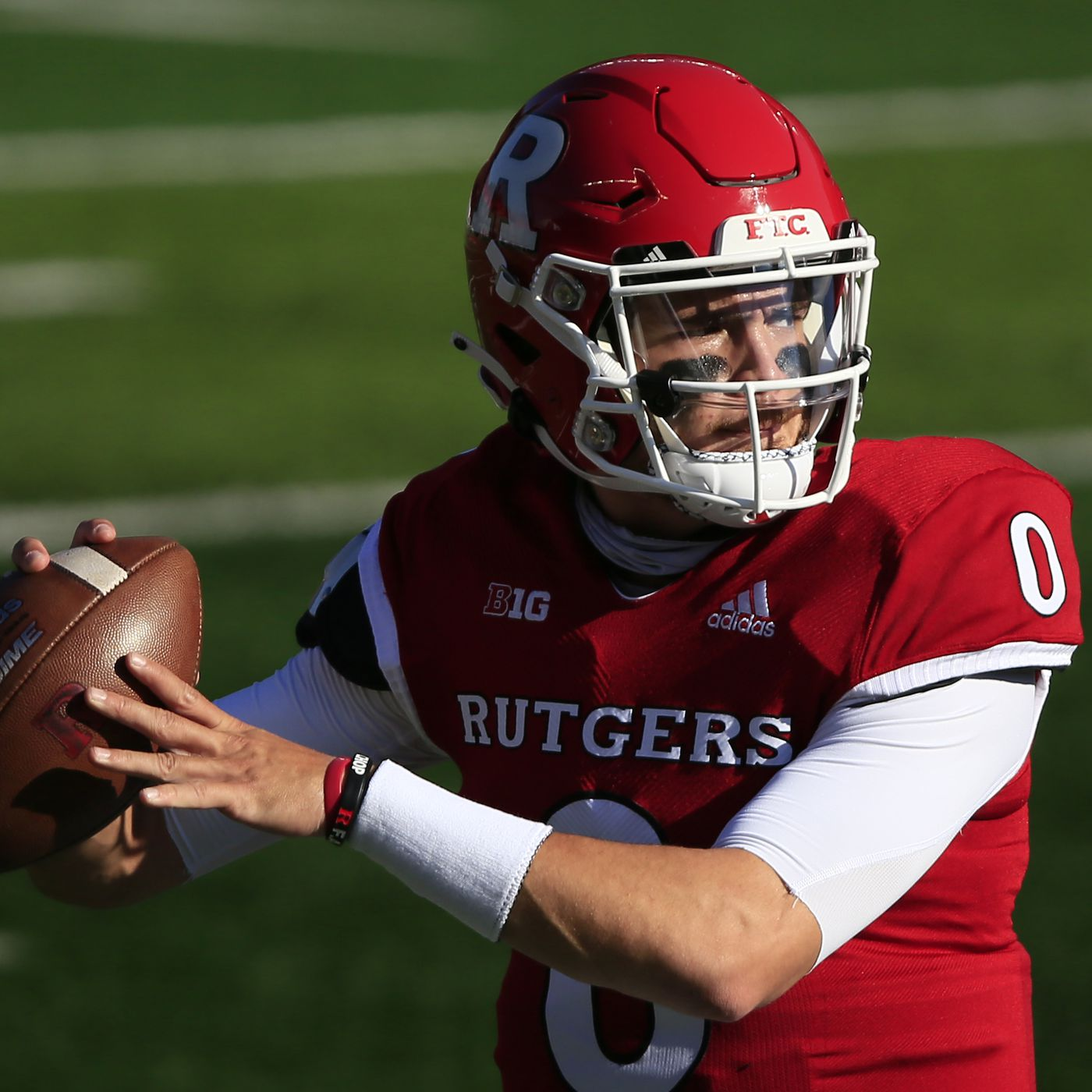 2021 Rutgers Football Position Preview: Quarterbacks - On the Banks