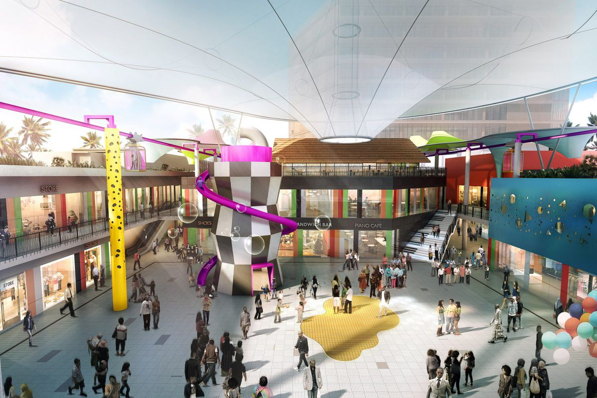 Will Alsop Designed Shopping Mall To Be Built In Kenya