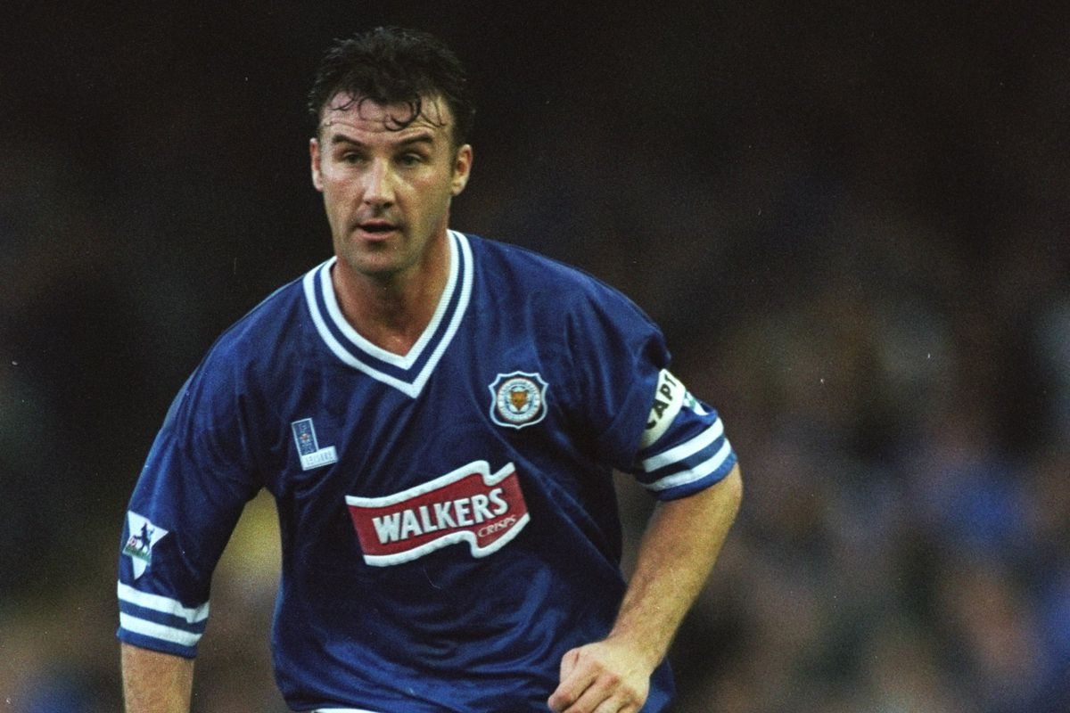 Steve Walsh of Leicester City