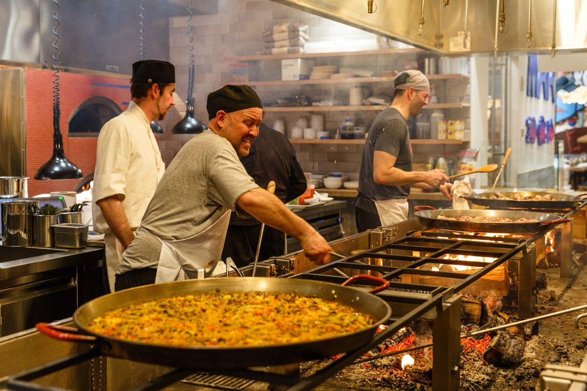 Mercado Little Spain
