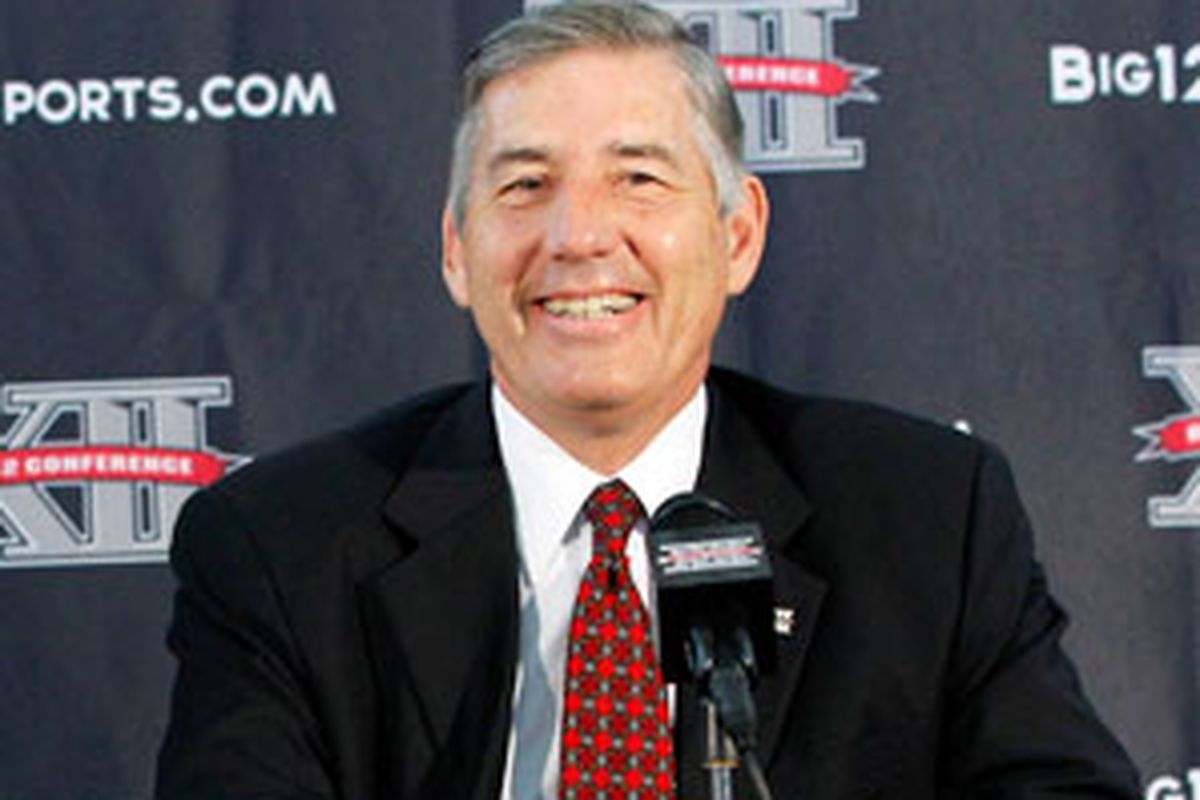 Bob Bowlsby, Big 12 Conference commissioner
