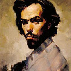 Portrait of Simon Gittins