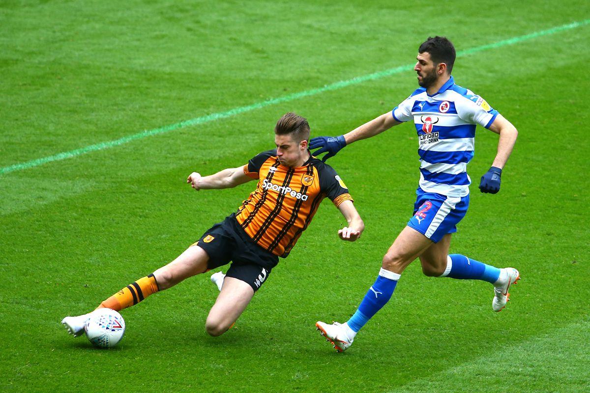 Hull City v Reading - Sky Bet Championship