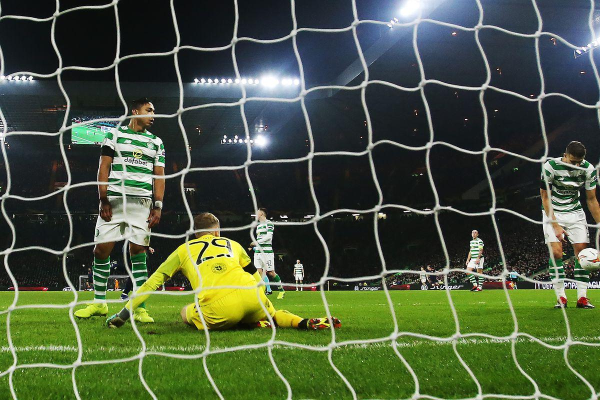 Celtic v Valencia - UEFA Europa League Round of 32: First Leg