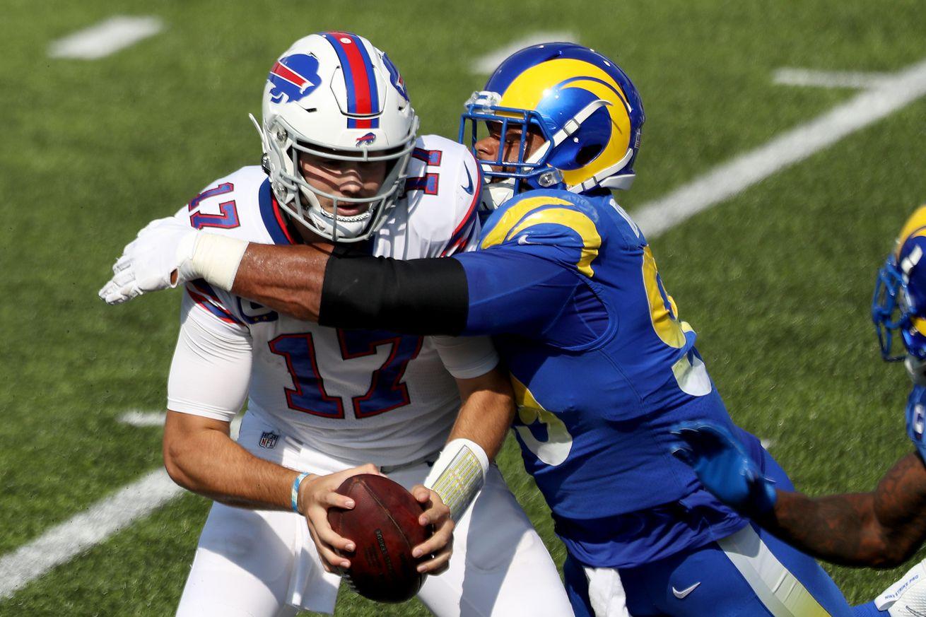 Los Angeles Rams v Buffalo Bills