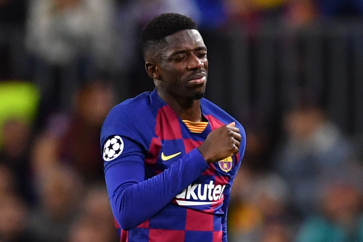 Rivaldo says it's time for Barcelona to sell Ousmane Dembele ...