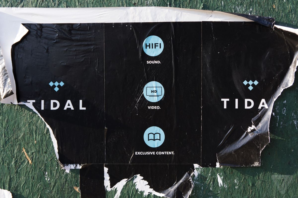 Tidal now has a family plan, but it's more expensive than Apple