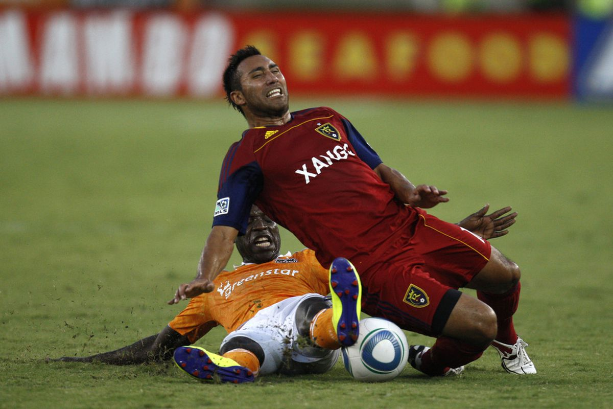HOUSTON, TX - AUGUST 20: Alvarez: No word yet on where he will play (Photo by Eric Christian Smith/Getty Images)