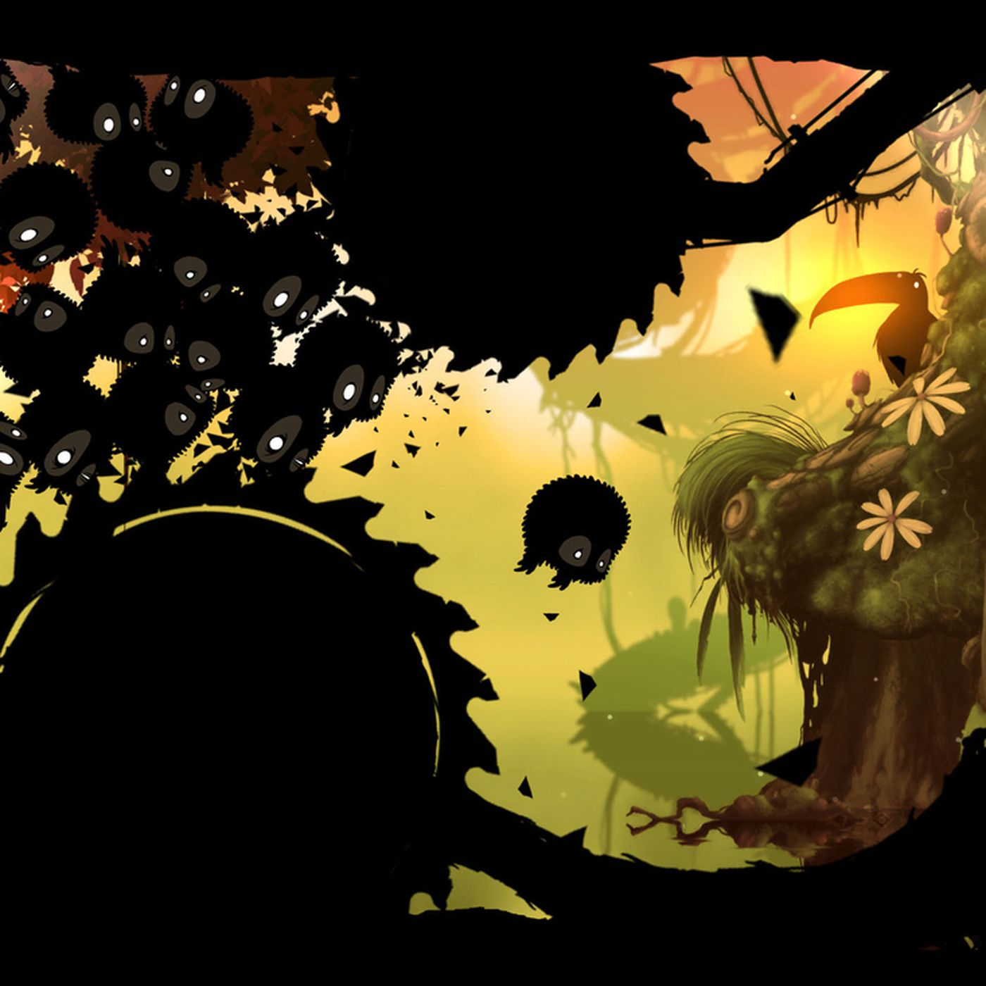 Twisted Ios Hit Badland Now On Android The Verge
