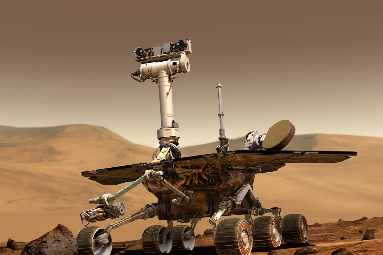nasa s opportunity rover surpasses 5 000 martian days on the red planet