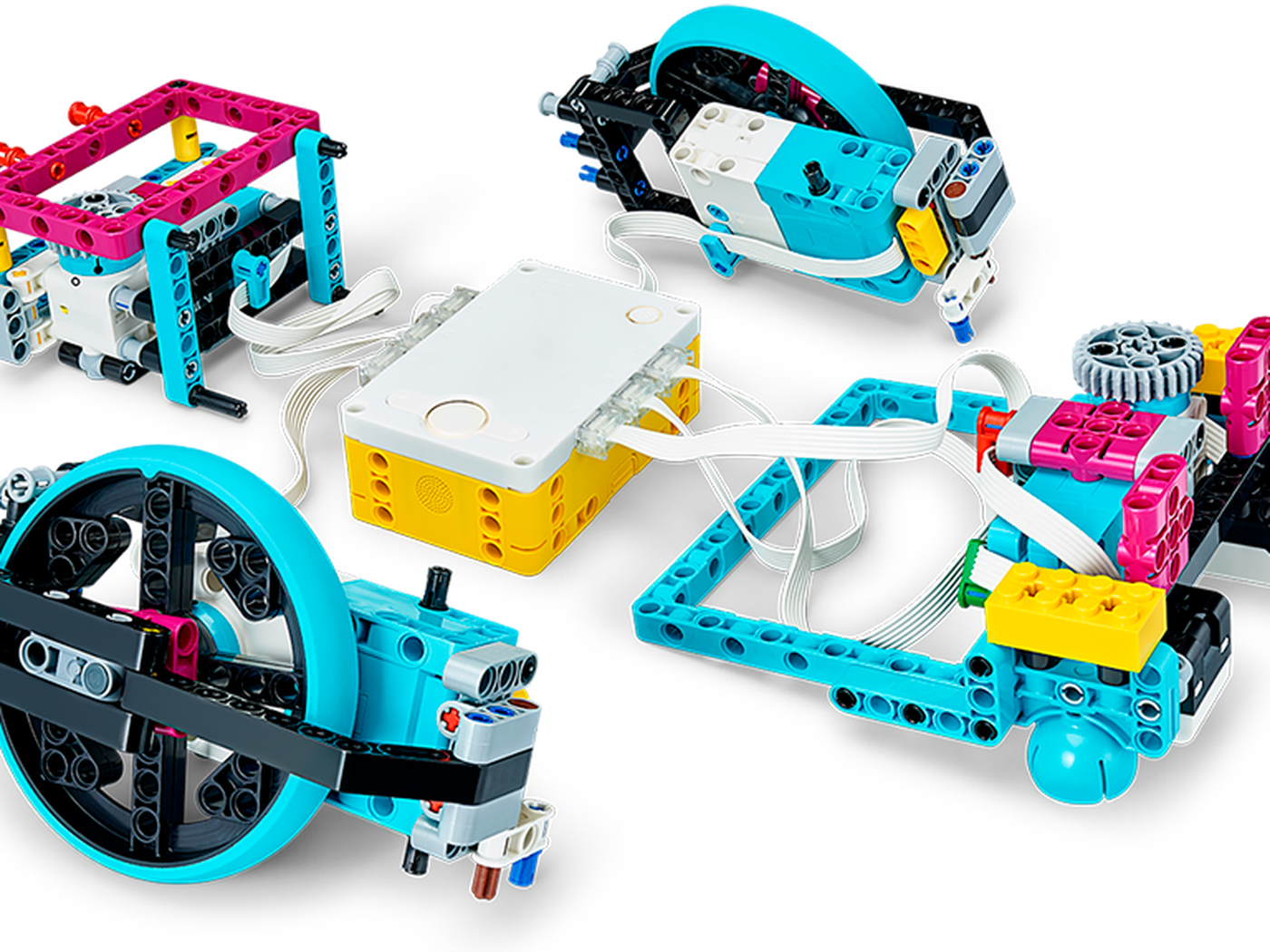 Lego's Spike Prime brings new programmable bricks to the table - The