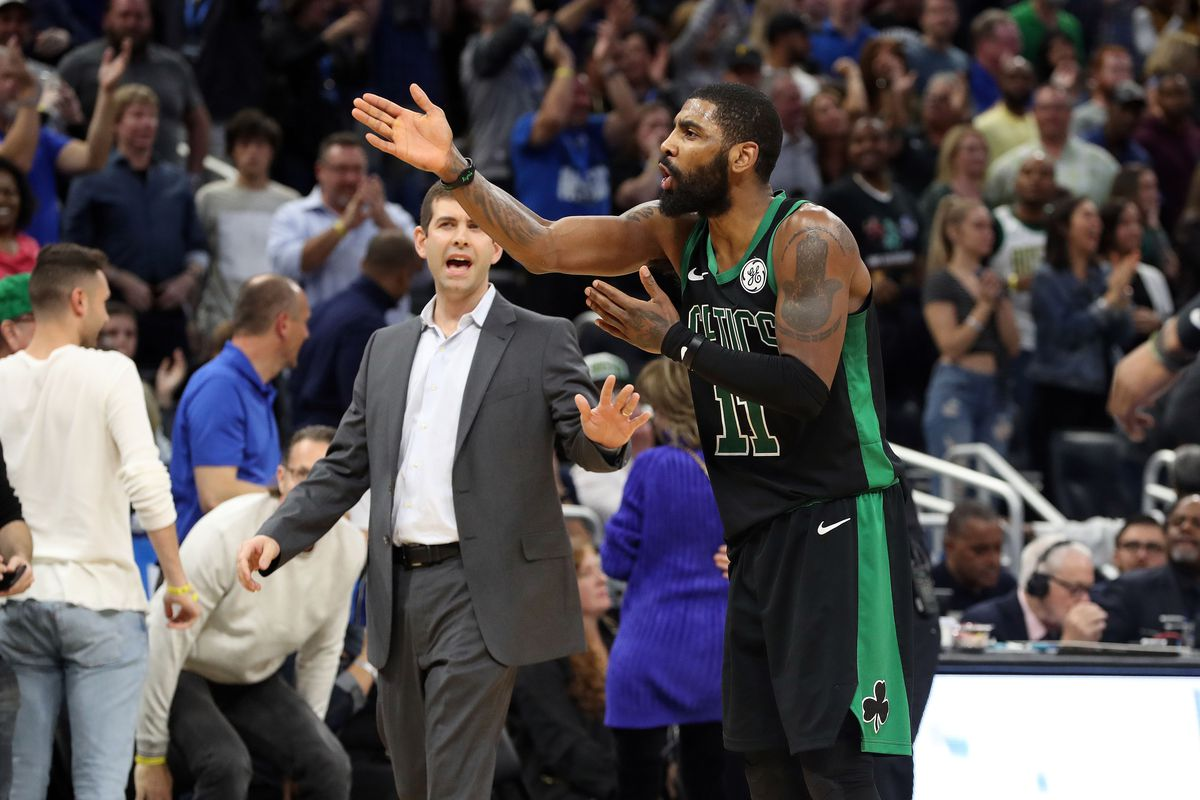 ed2274106e8 Kyrie Irving was PISSED after yet another Boston Celtics letdown ...