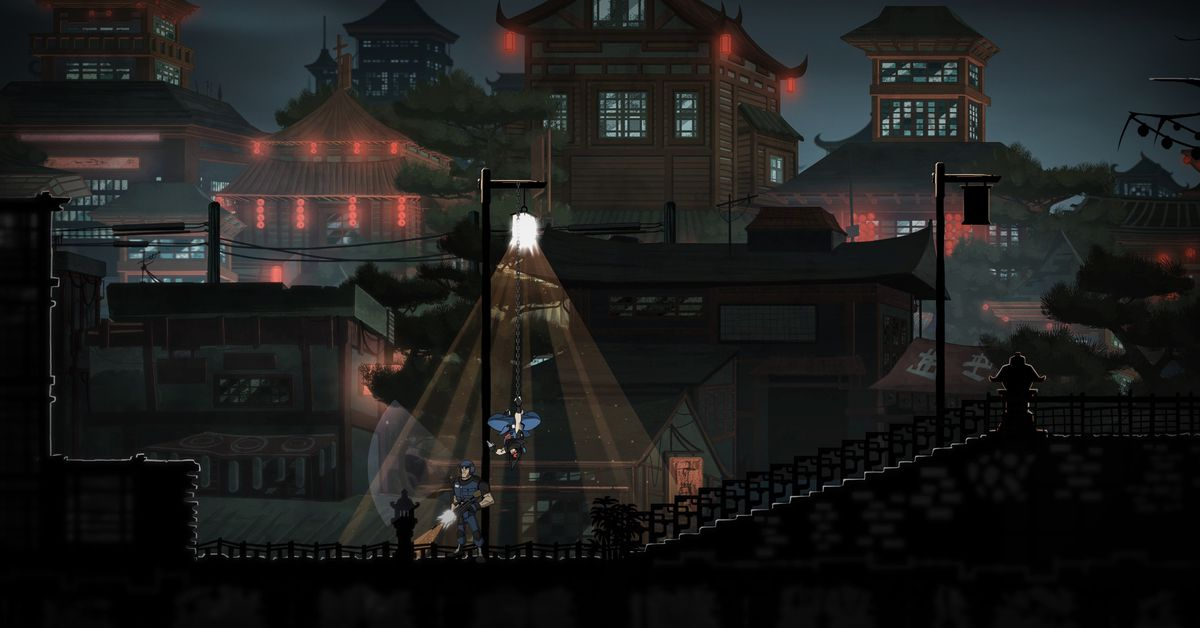 Mark of the Ninja: Remastered guide, walkthrough and ...