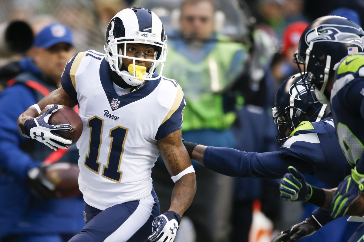 Cowboys Take A Flier On Draft Bust Tavon Austin In Trade With Rams
