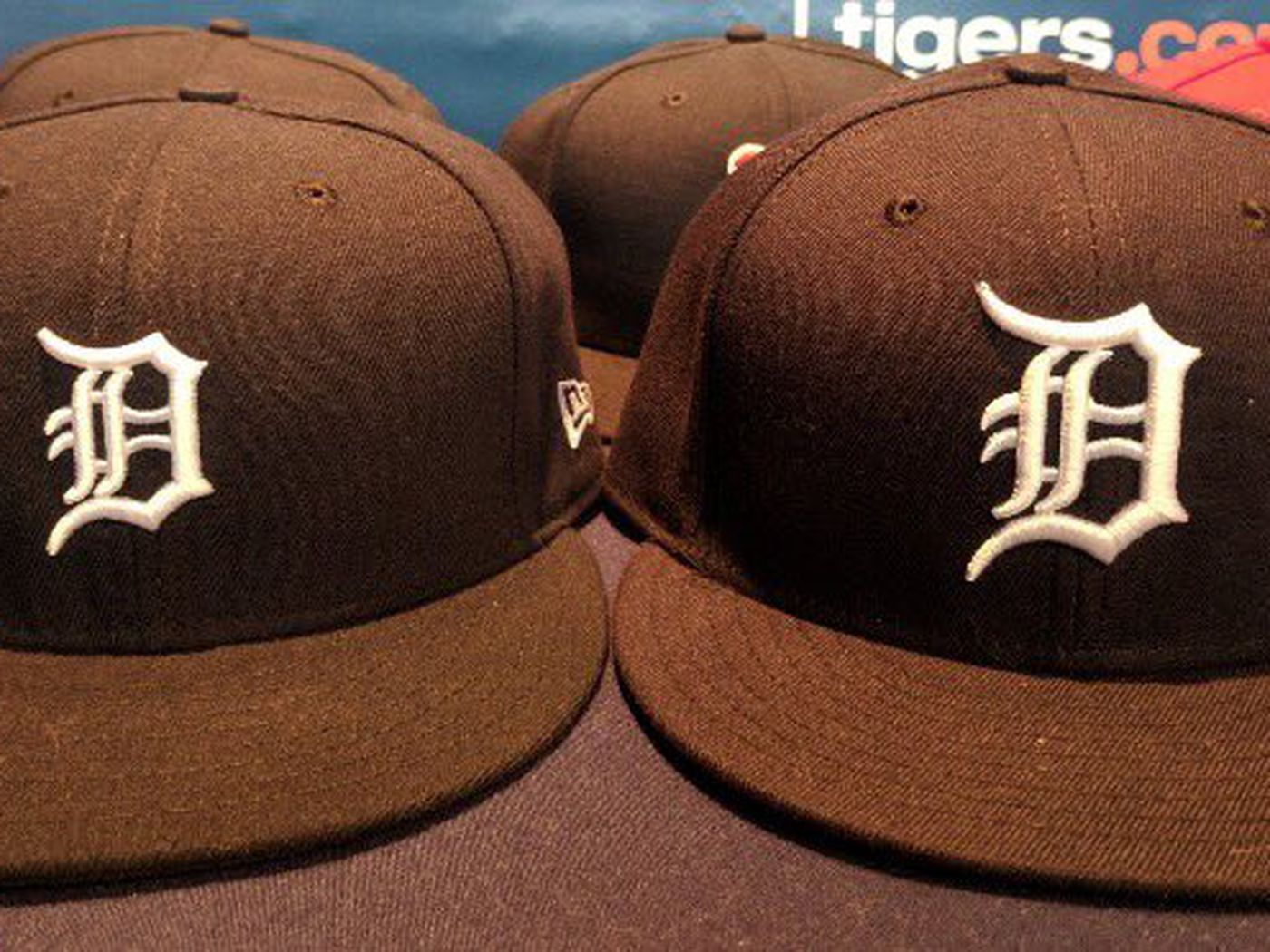 The Tigers  new hats are pretty dang awful - Bless You Boys 0b1e15c6401