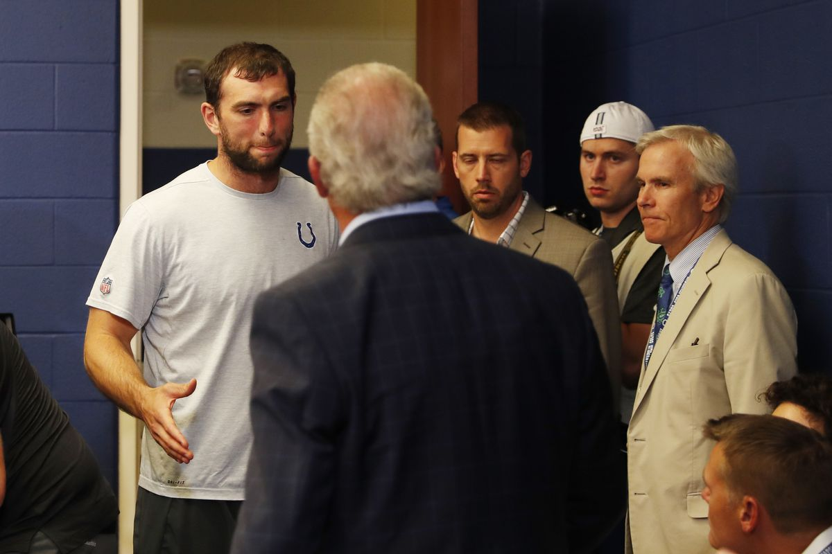 NFL: Preseason-Chicago Bears at Indianapolis Colts