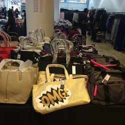 And more bags