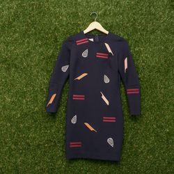 Nanushka Bastet dress, $444