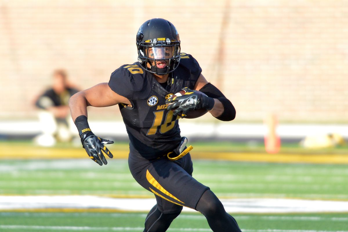 Jason Reese, one of the few remaining Texas recruits on Mizzou's roster