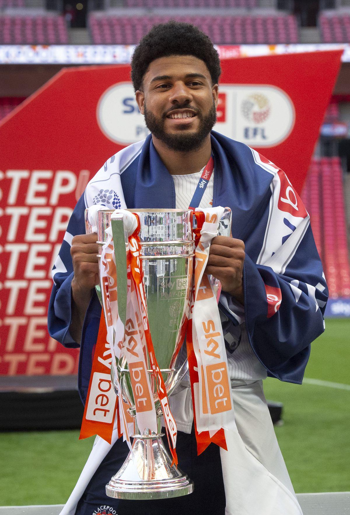 Blackpool v Lincoln City - Sky Bet League One Play-off Final