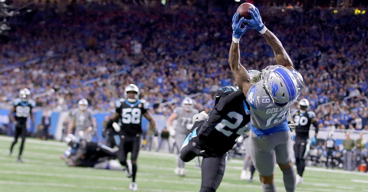 4 things we learned in the Lions' win over the Carolina Panthers