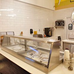 Inside The Coolhaus Ice Cream Sandwiches Shop Eater La