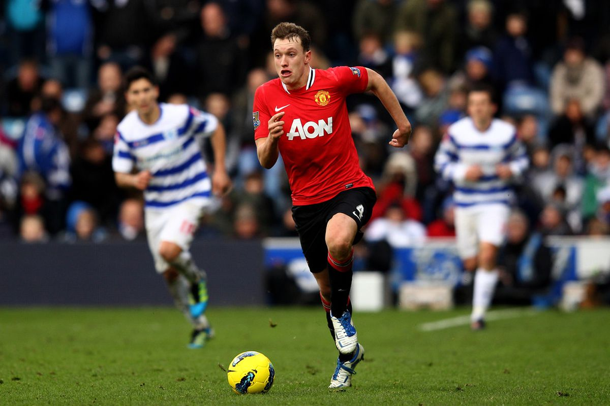 Phil Jones is available for Fulham
