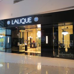 The front entrance to Lalique.