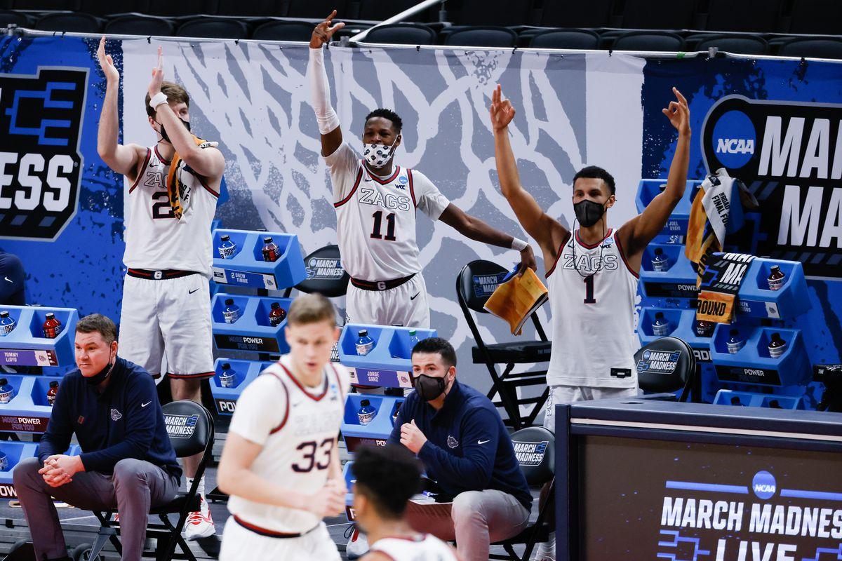 NCAA Basketball: Norfolk State at Gonzaga