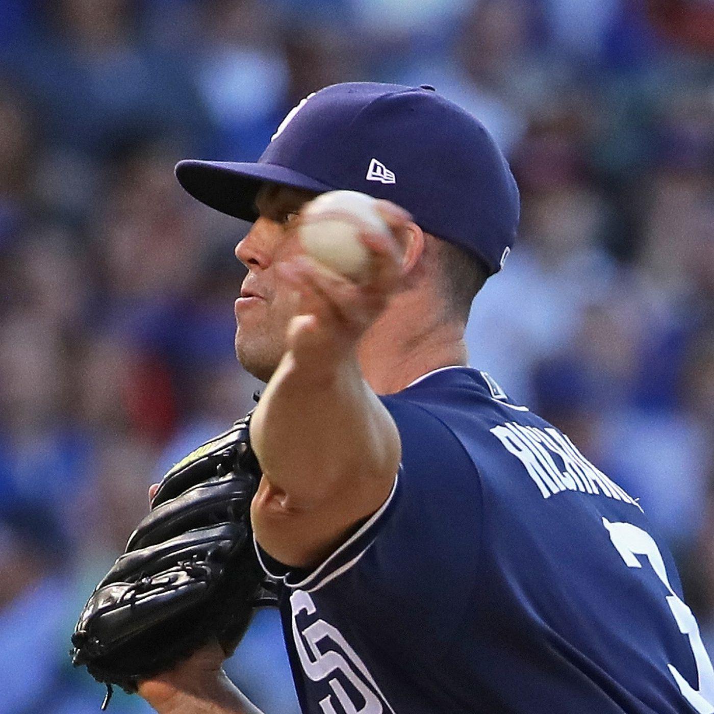 Padres Preview: Clayton Richard vs  Jordan Zimmermann & the