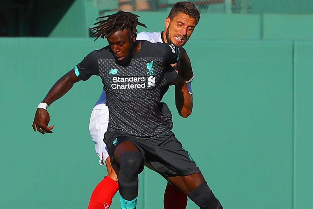 SOCCER: JUL 21 Liverpool FC v Sevilla FC