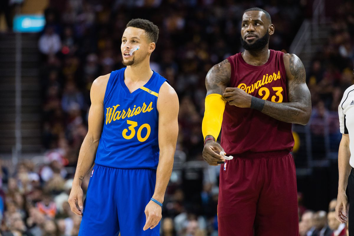 6d71af888daf Warriors vs. Cavs GameThread  LeBron James doesn t see a rival in the NBA