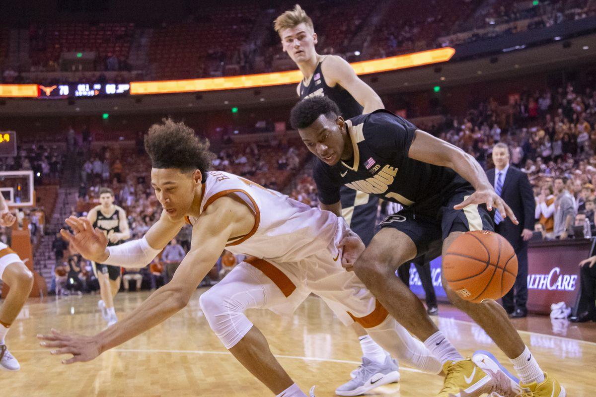 NCAA Basketball: Purdue at Texas