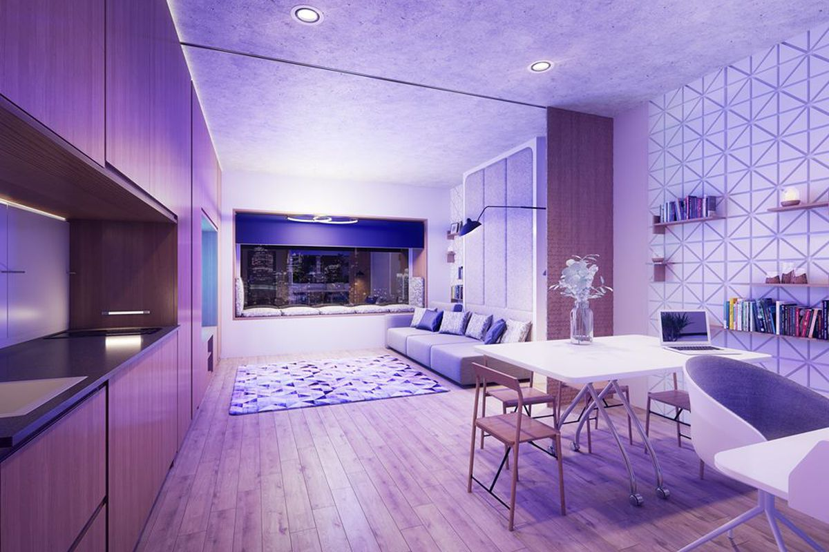 The First Yotelpad To Land On The East Coast Will Be In Miami Curbed Miami