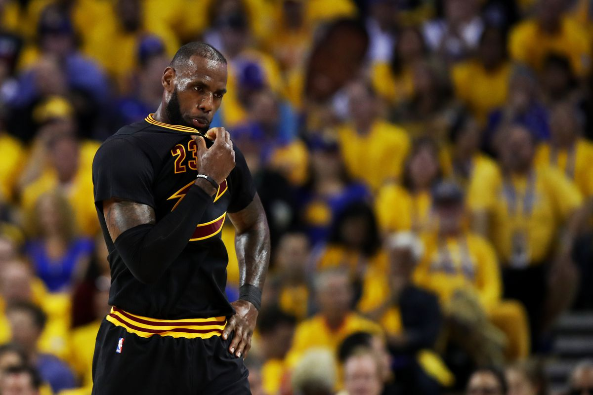 Rumor Report: Is LeBron Leaving the Cavs for an LA Team?
