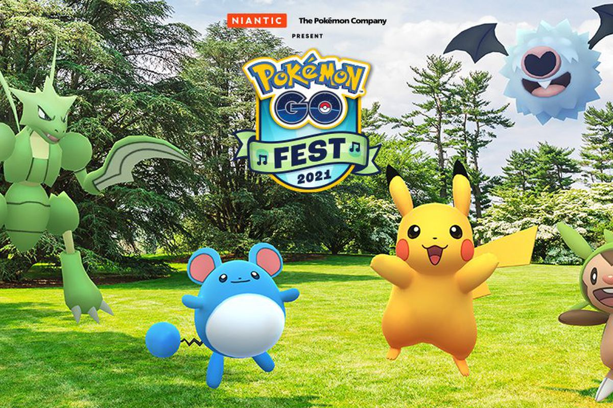 Pokémon Go Fest is back this July as a global event - The Verge