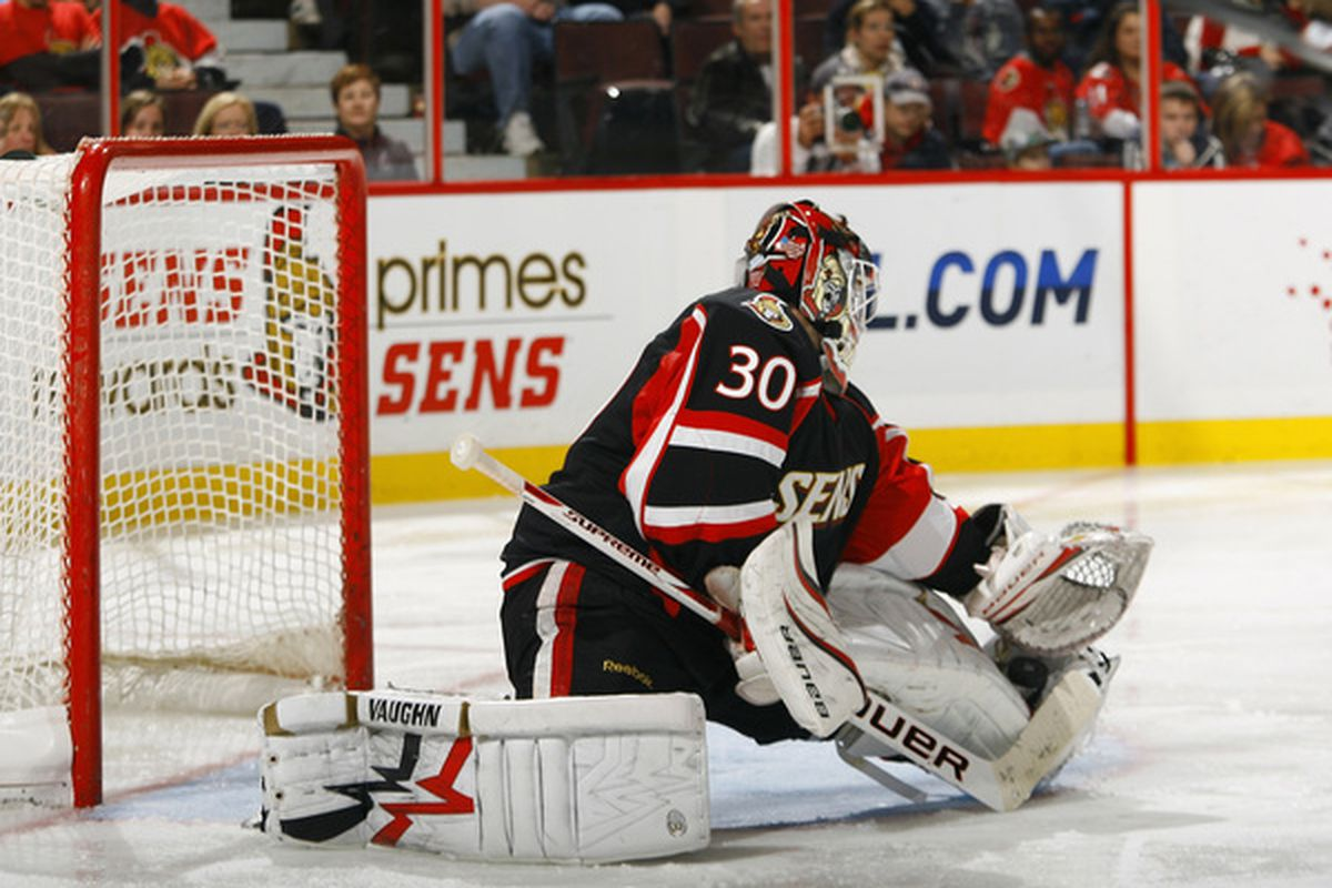 Brian Elliott's not going to impress too many folks with his style, or even his individual numbers. But despite less than stellar GAA and SP, his winning percentage is among the league's best. What explains this counter-intuitive situation?
