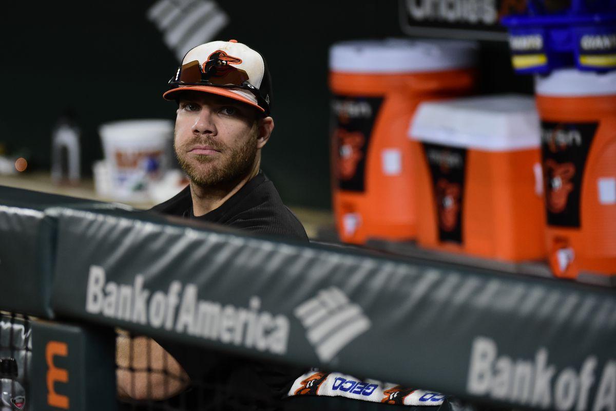 MLB: Game One - Houston Astros at Baltimore Orioles