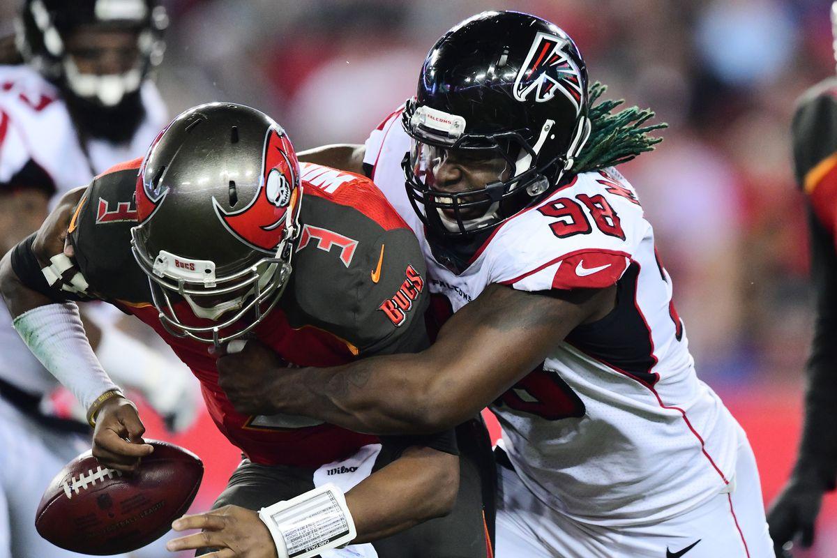 Atlanta Falcons 2017 Roster Review Edge Defender