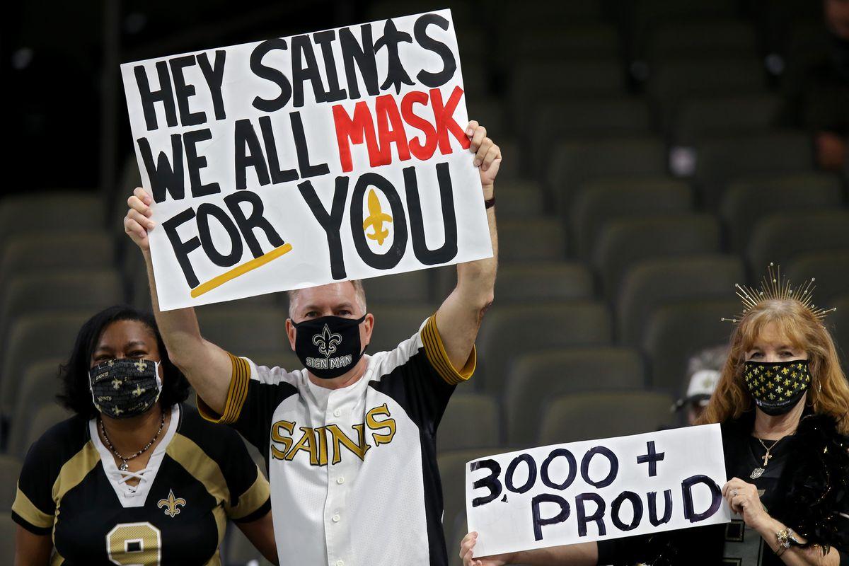 Carolina Panthers v New Orleans Saints