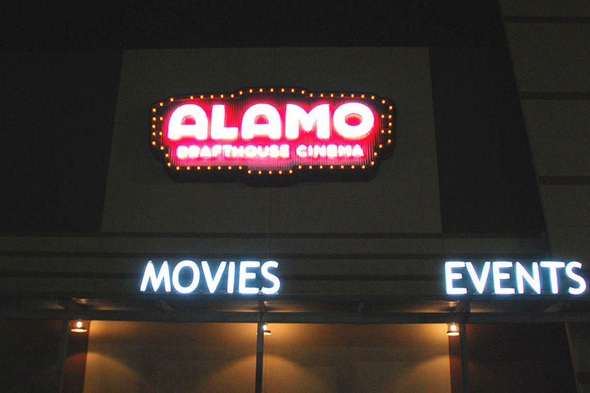 Alamo Drafthouse in Richardson.