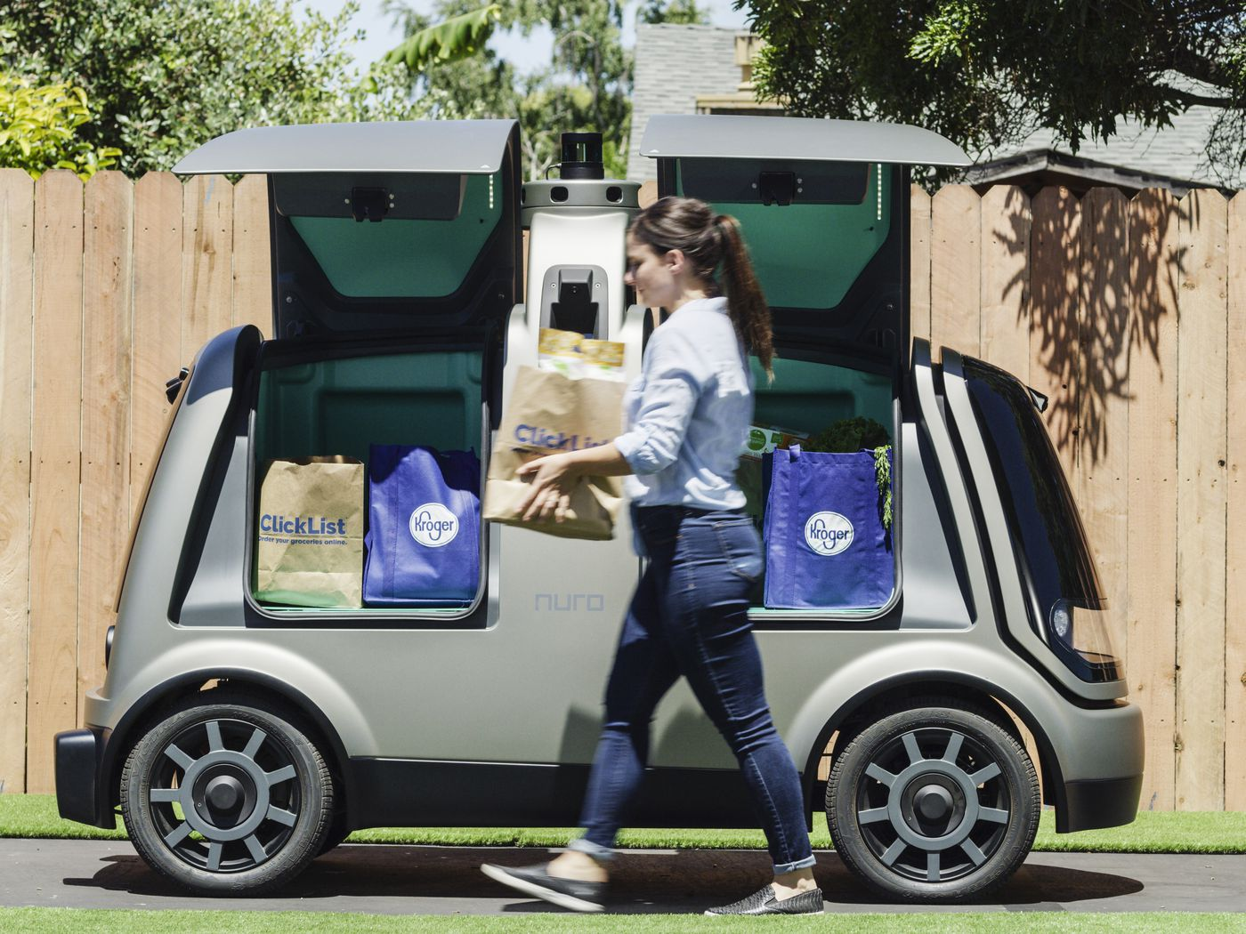 Nuro can now charge for robot deliveries in California - The Verge