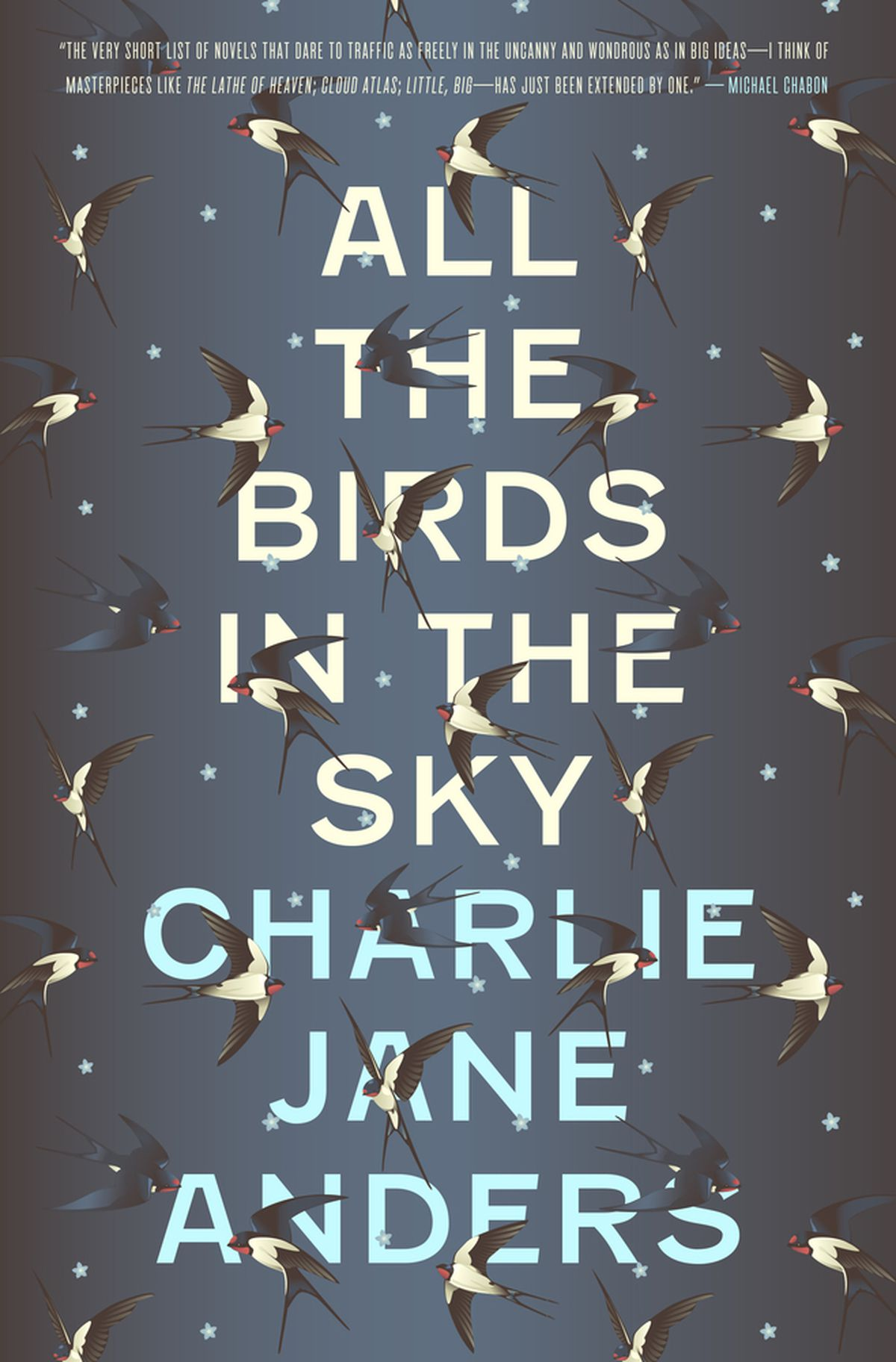 The 11 best science fiction and fantasy novels of 2016 the verge all the birds in the sky by charlie jane anders fandeluxe Gallery