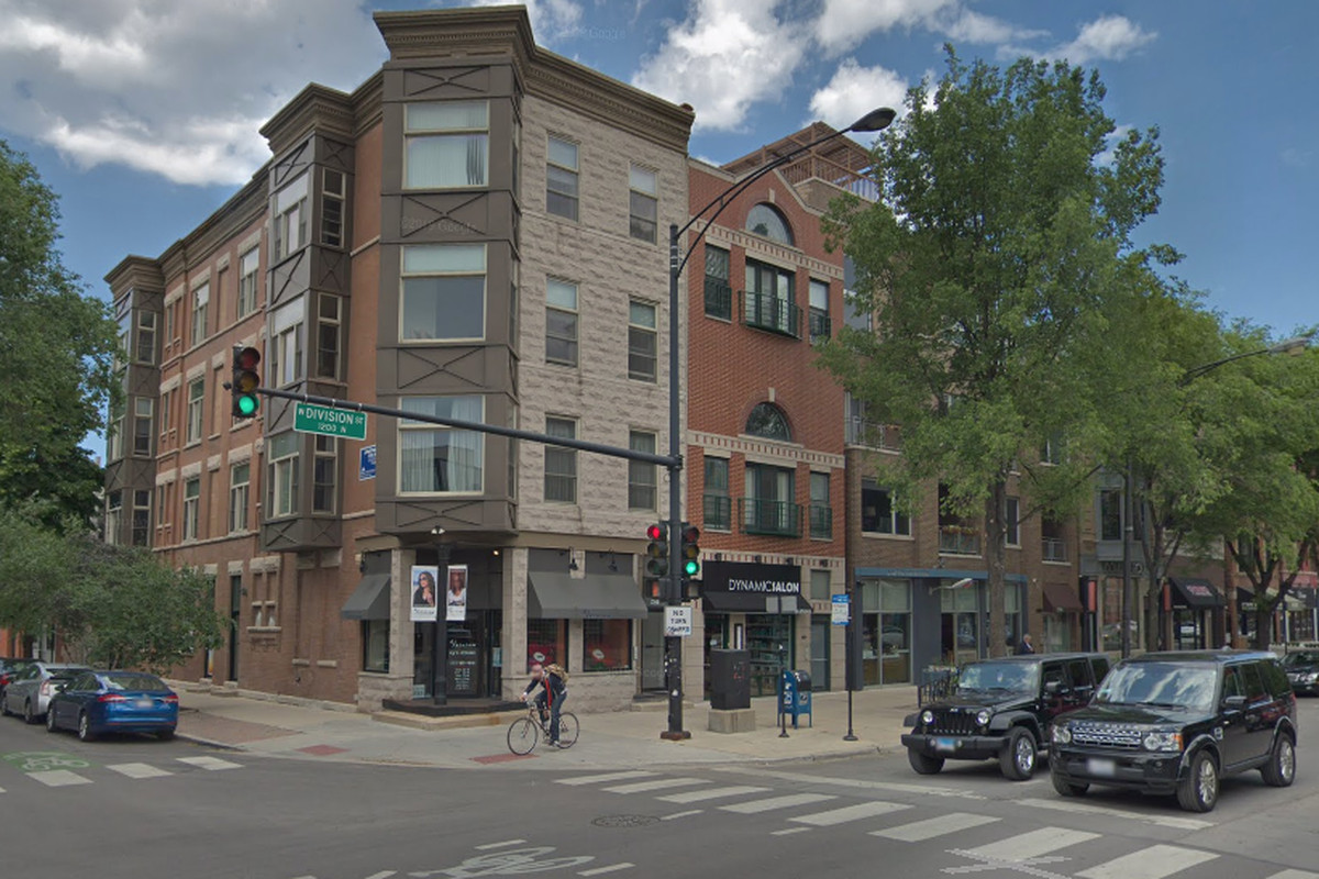 Two people were arrested in connection with a robbery in Wicker Park
