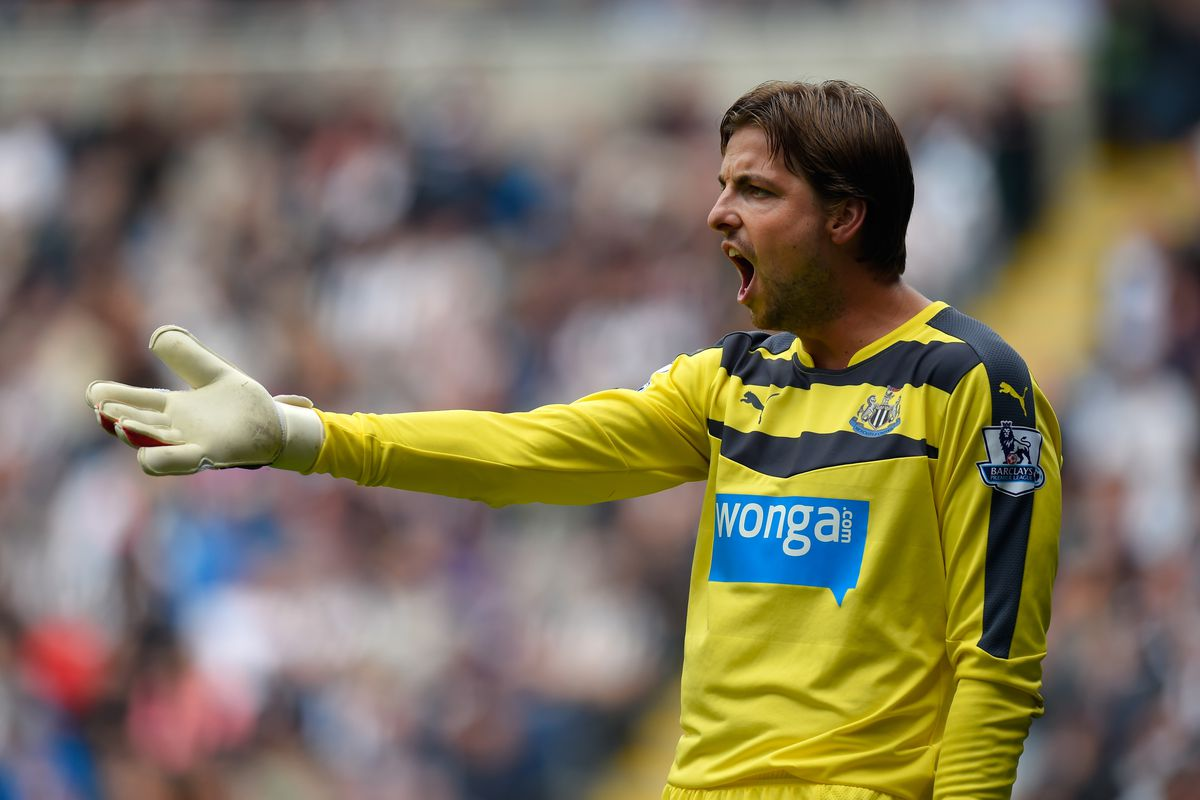 Tim Krul joins Brighton & Hove Albion on loan